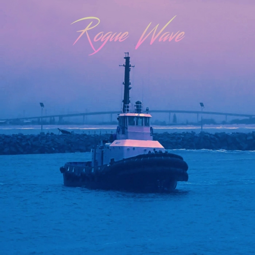 Synthwave Album - Rogue Wave